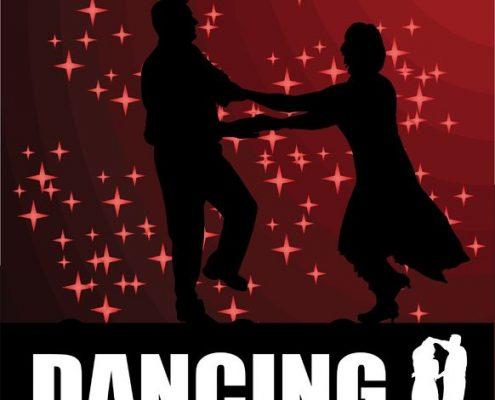 10009465 - dancing magic background